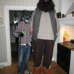 Varulv och Hagrid