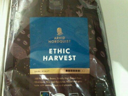 Kaffesorten Ethic Harvest från Arvid Nordquist